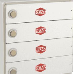 RENZ RSA2 Kompakt Klingeltaster